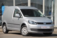 Used VW Caddy C20 TDI 102PS + Trendline Van