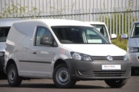 Used VW Caddy C20 TDI 75PS Startline Van