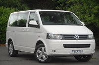 Used VW Caravelle Estate BiTDI SE 180 5dr DSG