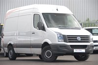 Used VW Crafter Panel Van TDI (109PS) CR39 MWB High Roof
