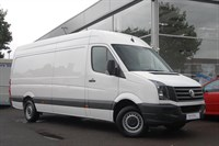 Used VW Crafter CR35 LWB TDI 136PS High Roof Van
