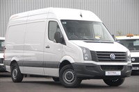 Used VW Crafter CR35 MWB TDI BlueMotion Tech 109PS High Roof Van