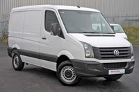 Used VW Crafter CR30 SWB TDI 109PS Van
