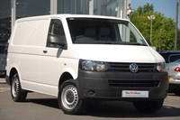 Used VW Transporter TDI 84PS Startline Van