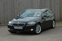 Used BMW 520d 5 SERIES SE 5dr Step Auto Full history, great spec