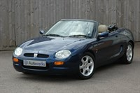 Used MG MGF 1.8i 2dr Very low mileage, great spec