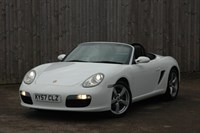 Used Porsche Boxster 2dr One owner, FSH, superb