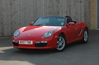Used Porsche Boxster [245] 2dr FSH, superb condition