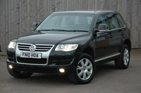 Used VW Touareg TDI DPF 5dr One owner, full VW history