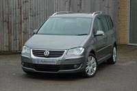 Used VW Touran TDI Sport 5dr DSG Rare 7 seat with top spec