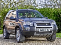 Used Land Rover Freelander TD4 HSE