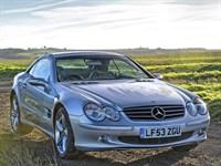 Used Mercedes SL350  SL350