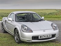 Used Toyota MR2 ROADSTER HARD TOP A/C (VVTI)