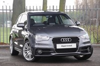 Used Audi A1 TFSI S Line 3dr Tronic
