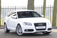 Used Audi A3 TFSI S Line 3dr