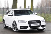 Used Audi A4 Avant Special Editions TDI 177 Black Edition 5dr