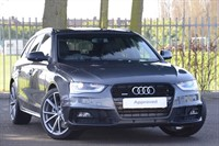 Used Audi A4 Avant Special Editions TDI 177 Quattro Black Edition Plus 5dr