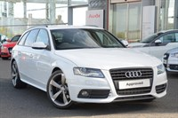 Used Audi A4 Avant Special Editions TDI 136 Black Edition 5dr (Start Stop)