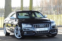 Used Audi A5 Coupe A5 S5 Quattro 2dr Tip Auto