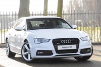Used Audi A5 Sportback TDI 245 Quattro S Line 5dr Tronic (5 Seat)