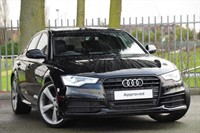 Used Audi A6 Special Editions TDI Black Edition 4dr Multitronic