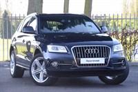 Used Audi Q5 Special Editions TDI Quattro S Line Plus 5dr Tronic