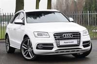 Used Audi Q5 Estate Q5 SQ5 Quattro 5dr Tip Auto