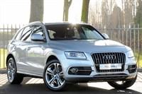 Used Audi Q5 Estate Special Editions T FSI (180) Quattro S Line Plus 5dr