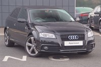Used Audi A3 Hatchback Special Editions TDI Black Edition 3dr (Start Stop)
