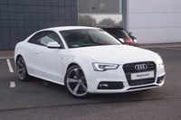 Used Audi A5 Coupe Special Editions TDI 177 Black Edition 2dr