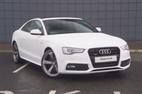 Used Audi A5 Special Editions T FSI Quattro Black Edition 2dr