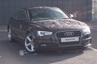 Used Audi A5 Coupe T FSI S Line 2dr
