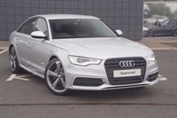 Used Audi A6 Saloon Special Editions TDI Black Edition 4dr