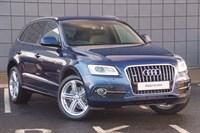 Used Audi Q5 Estate Special Editions TDI Quattro S Line Plus 5dr Tronic