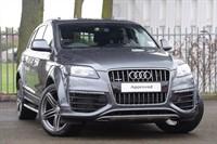 Used Audi Q7 Estate Special Edition TDI 245 Quattro S Line Sport Ed 5dr Tip Auto