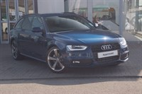 Used Audi A4 Avant Special Editions TDI 150 Black Edition 5dr Multitronic