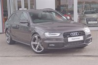 Used Audi A4 Avant Special Editions TDI Quattro Black Edition 5dr S Tronic