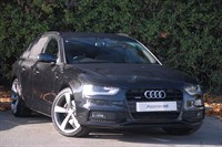 Used Audi A4 Avant Special Editions TDI 177 Quattro Black Edition 5dr