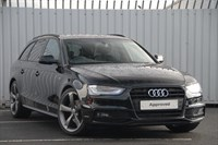 Used Audi A4 Avant Special Editions T FSI Black Edition 5dr