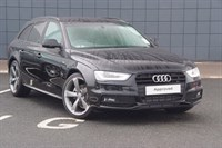 Used Audi A4 Avant Special Editions TDI 143 Black Edition 5dr