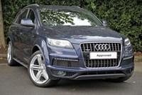Used Audi Q7 Estate Special Edition TDI 204 Quattro S Line Plus 5dr Tip Auto