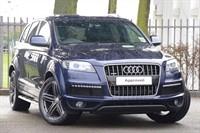 Used Audi Q7 Estate Special Edition TDI 245 Quattro S Line Plus 5dr Tip Auto