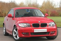 Used BMW 118d 1 Series Coupe Sport 2dr