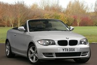 Used BMW 118i 1 Series Convertible SE