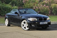 Used BMW 118i 1 Series Convertible Sport 2dr Step Auto