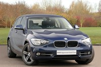 Used BMW 120d 120d Sport 5-door
