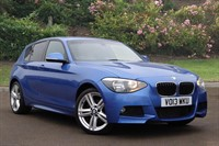 Used BMW 120d 1 Series Hatchback xDrive M Sport 5dr