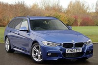 Used BMW 318d 3 Series Touring TD M Sport