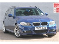 Used BMW 320i 3 Series Touring M Sport 5dr