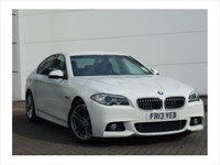 Used BMW 520d 520d M Sport Saloon